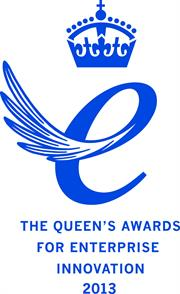 Queen's Award logo 2013